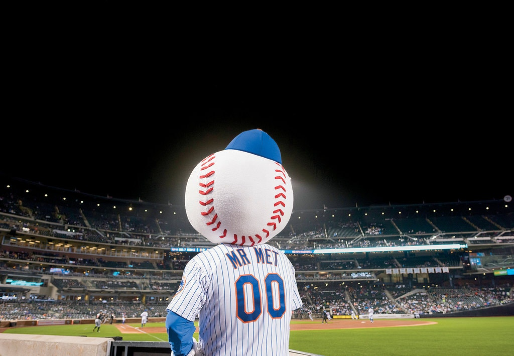The New York Times Magazine, 'Letter of Recommendation: Mr. Met'