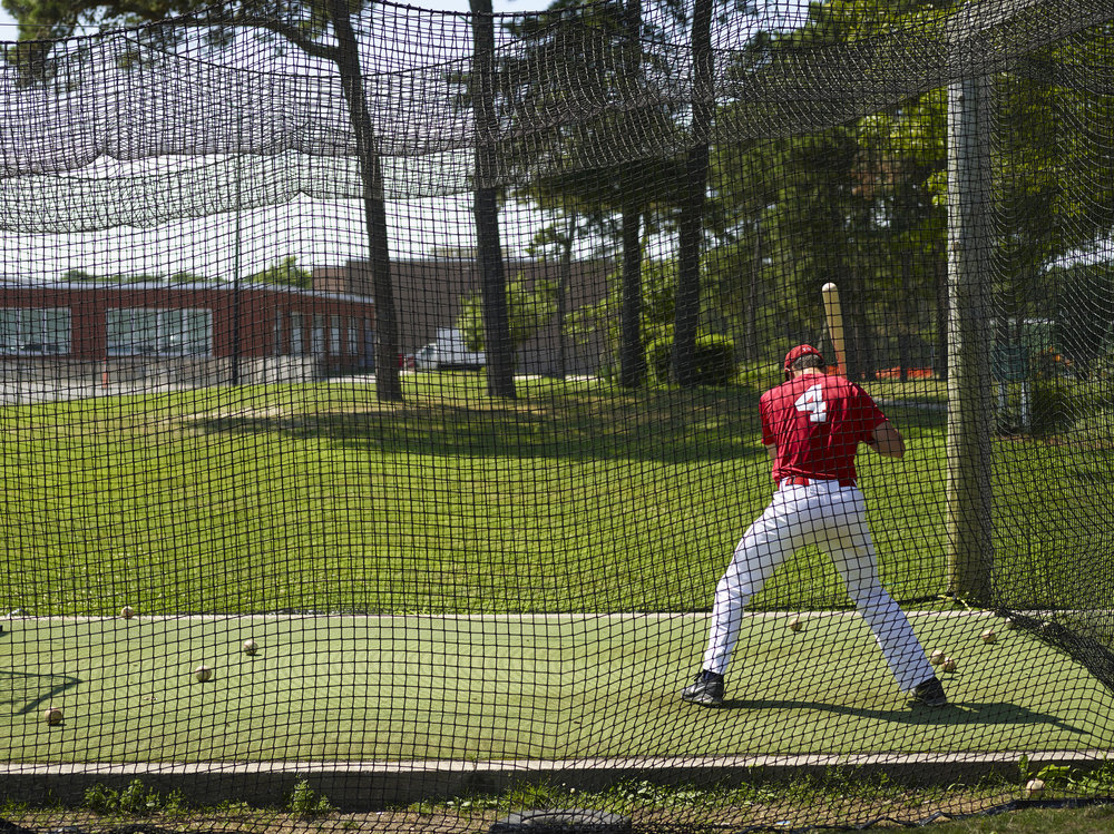 Baseball on The Cape, featured in The New York Times Sports Section
