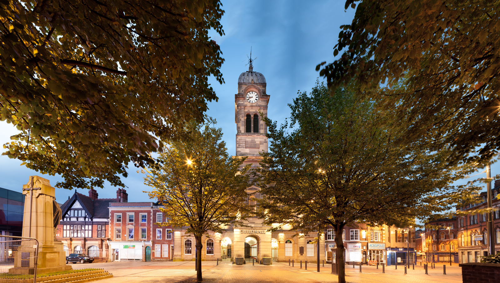 Derby Guildhall