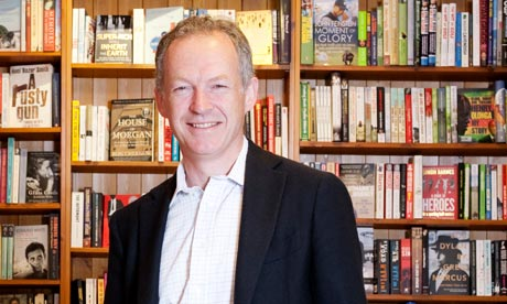James Daunt, Managing Director at Waterstones