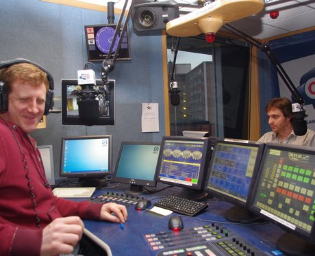 Capital FM's Dino (of Dino & Pete)