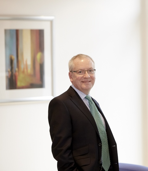 Peter Smith, Chief Executive at Freeths