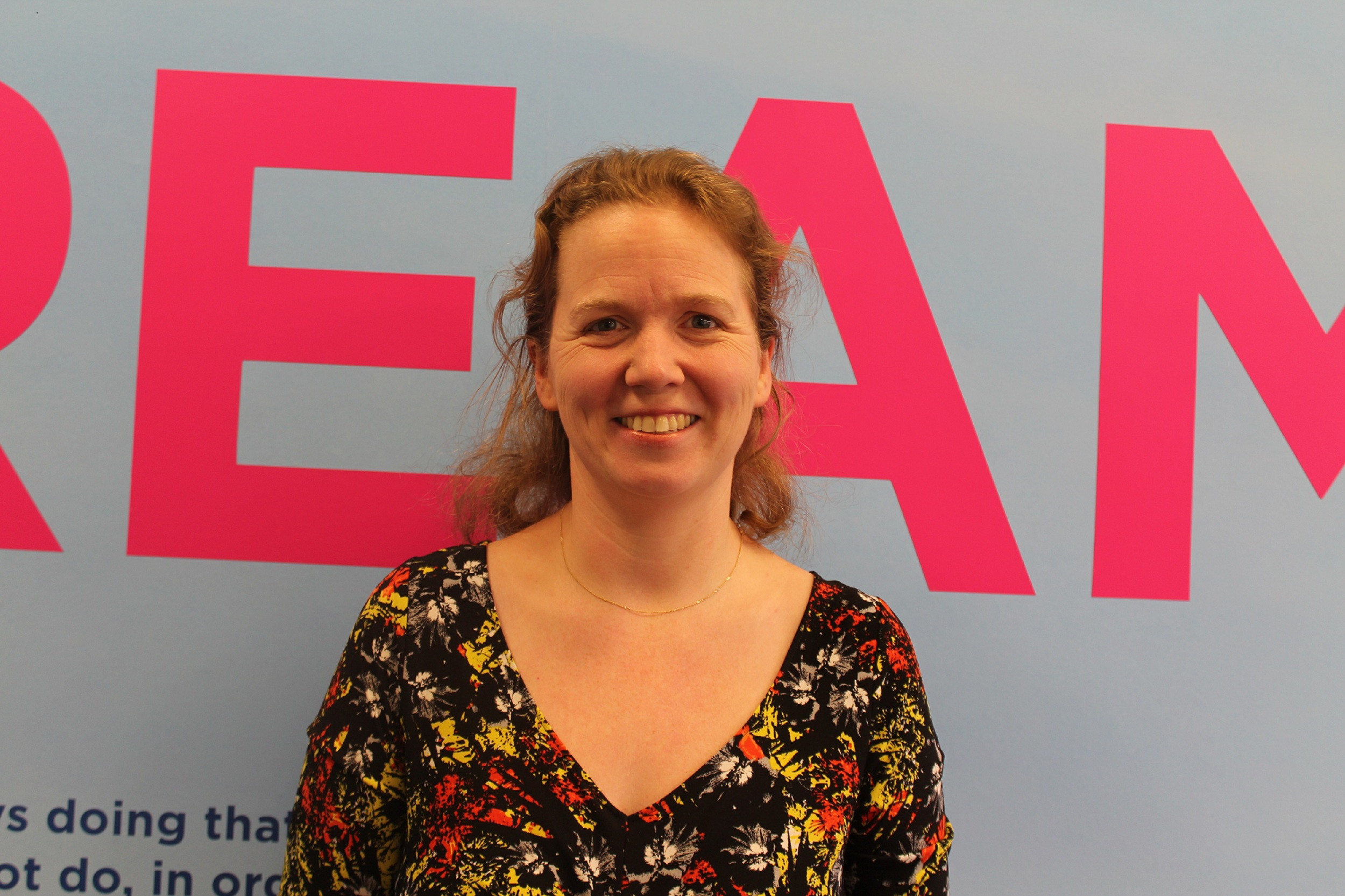 Caroline Rands, Financial Controller at PKF Cooper Parry