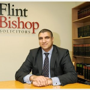 Qamer Ghafoor, Managing Partner of Commercial Services and Head of Litigation at Flint Bishop