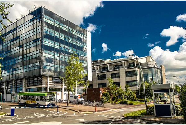 University of Derby's main campus on Kedleston Road