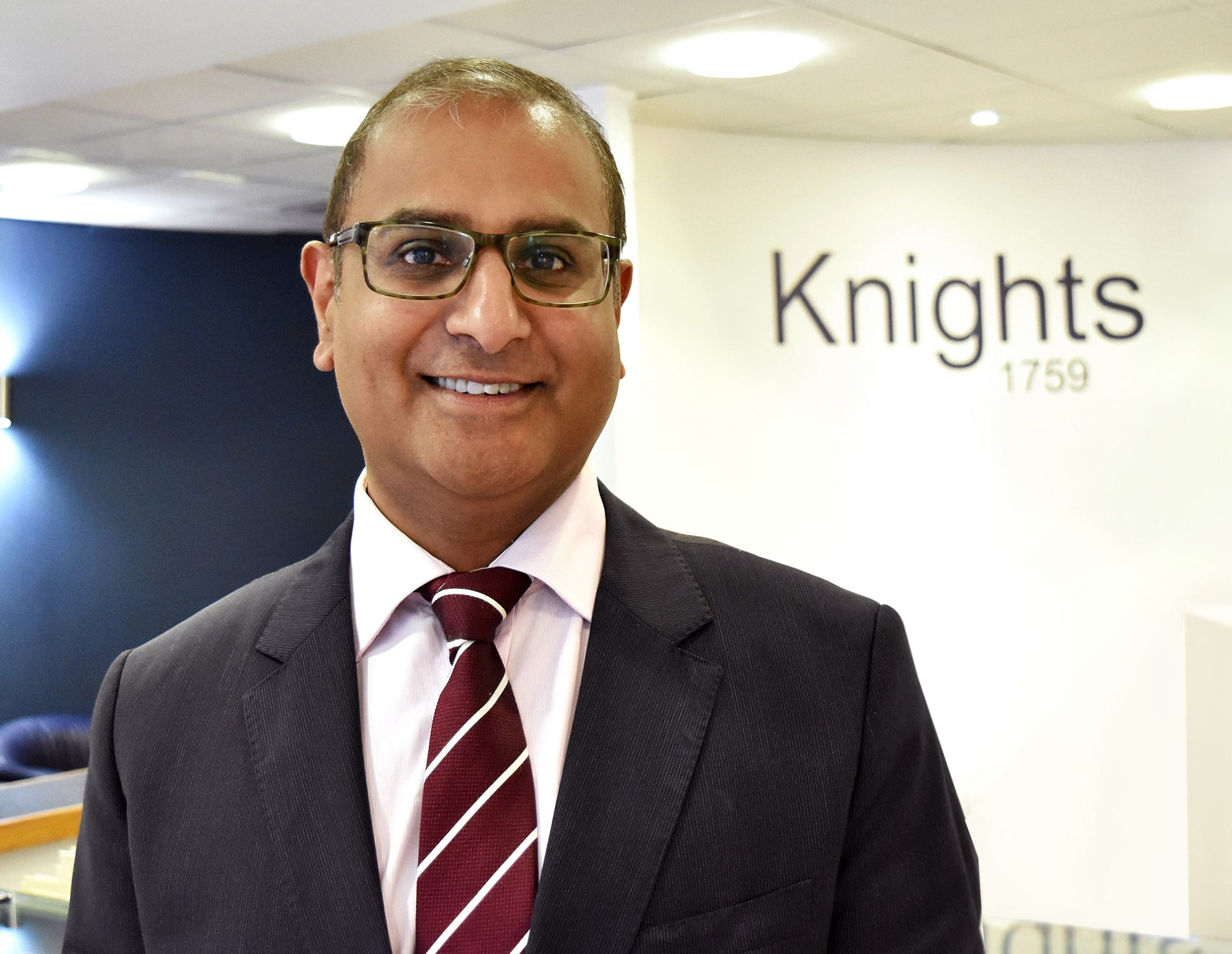 Gurmeet Jakhu joins Knights Professional Services and brings over 15 years' experience with him