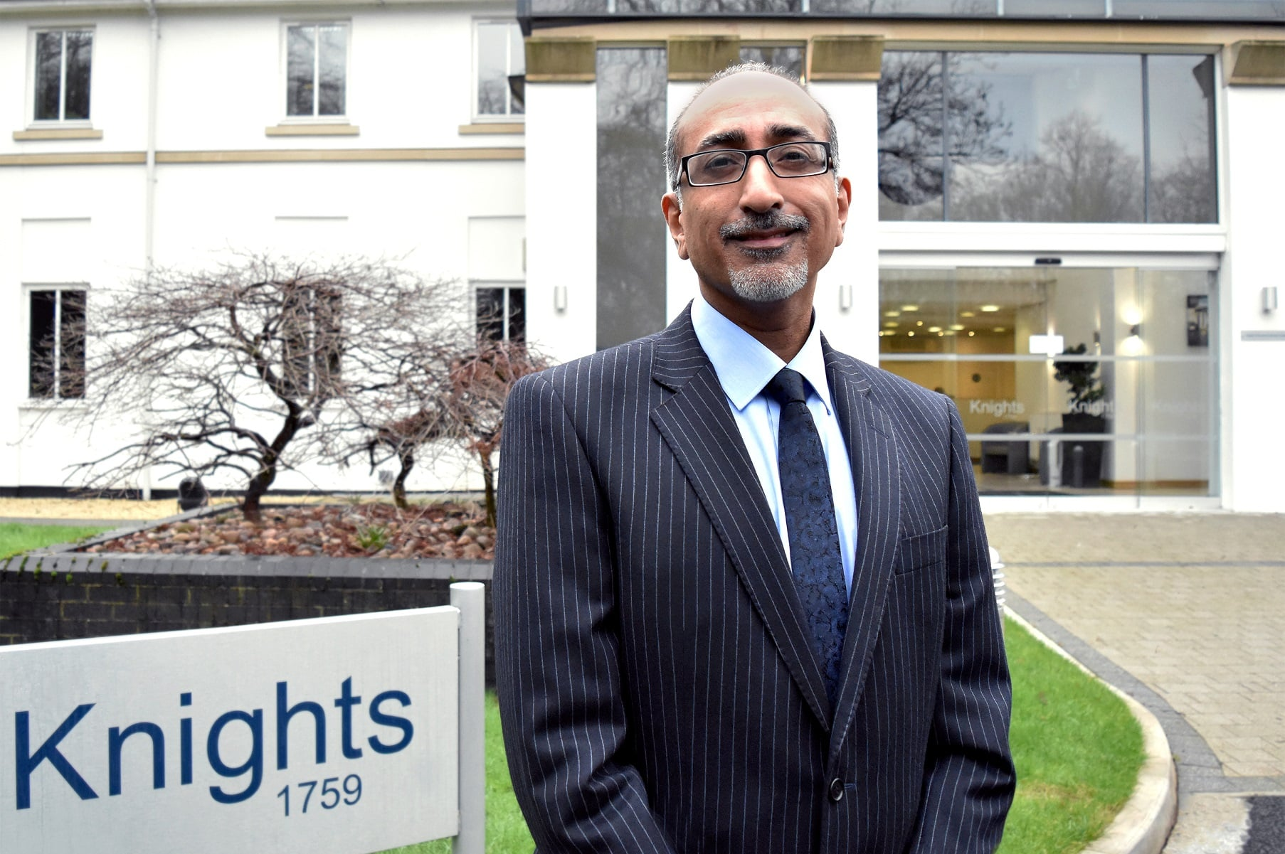One of the region's most highly-regarded lawyers, Zaf Bashir, joins Knights Professional Services