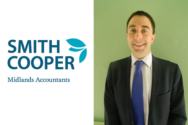New partner at Smith Cooper, James Delve