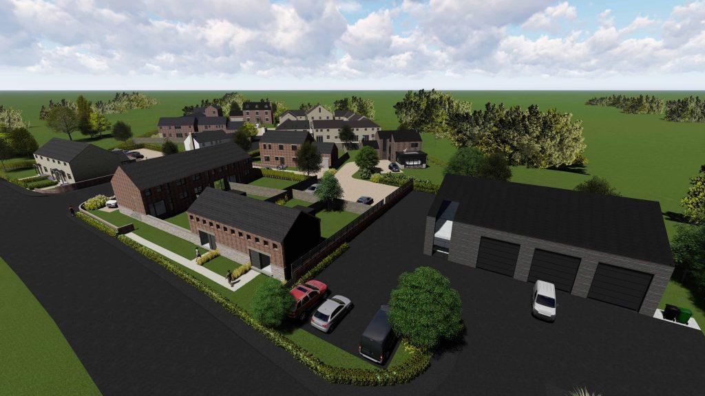Plans for former Bowbridge Garage site