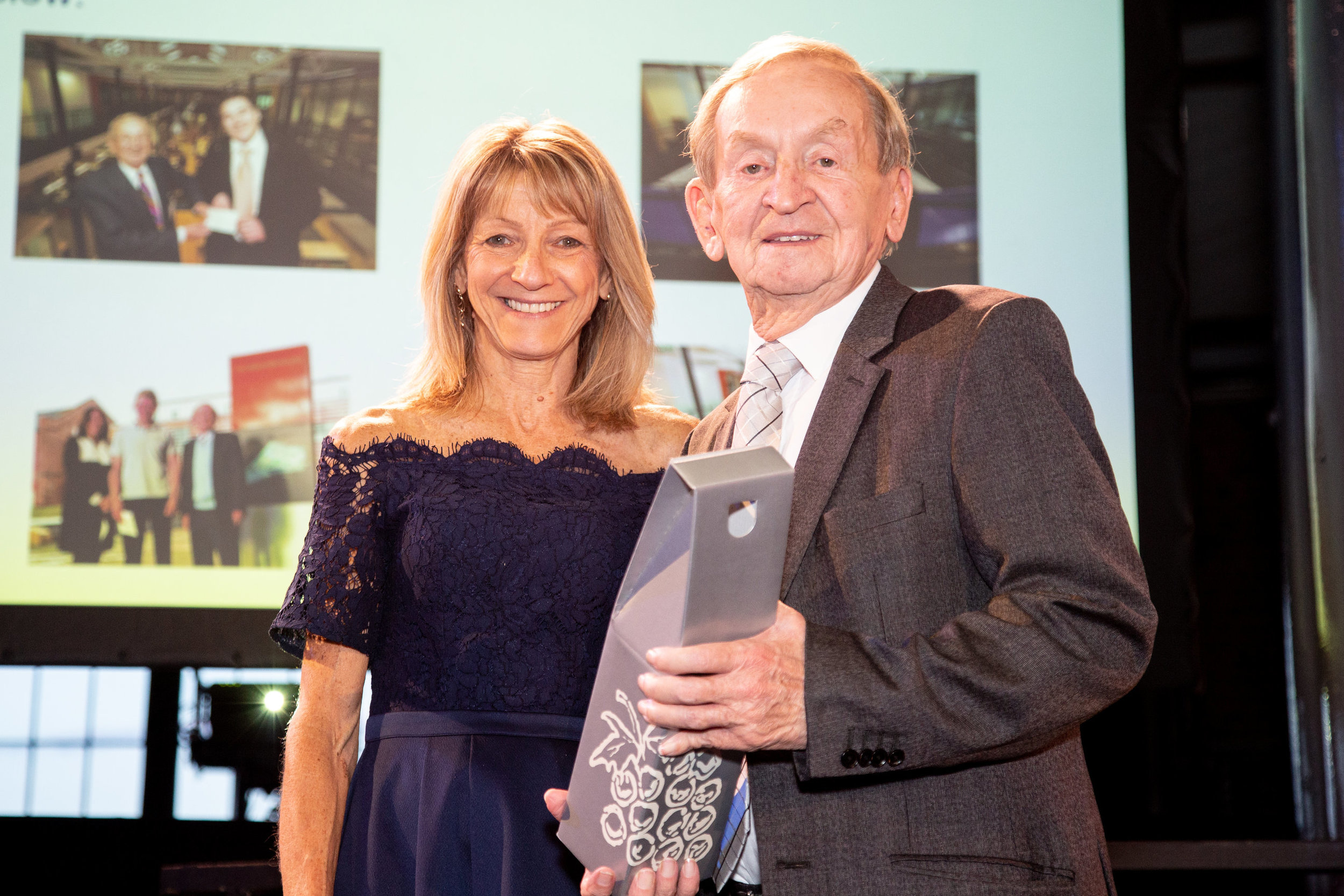 Picture: Alex Cantrill-Jones / ACJ MediaDerby College Peak Awards 2018.