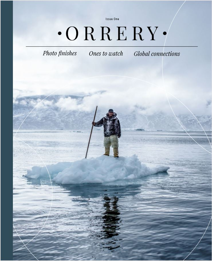 The London Ambassador Orrery Magazine