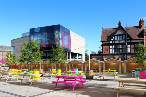 Derby Market Place