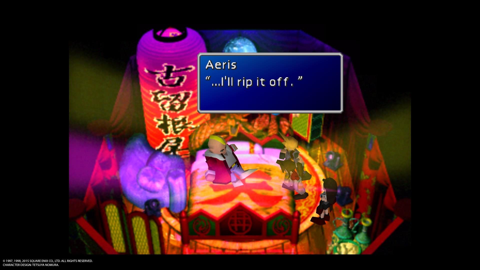 #05 Emily Rose England - Final Fantasy VII is, unintentionally, very feminist.