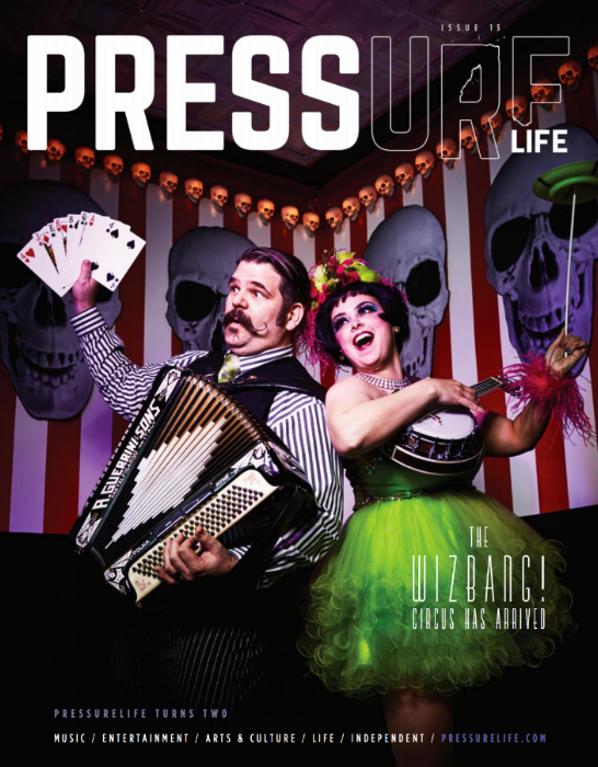 Cover story by Adam Dodd in PRESSURE LIFE magazine: http://pressurelife.com/biggest-bang-town/