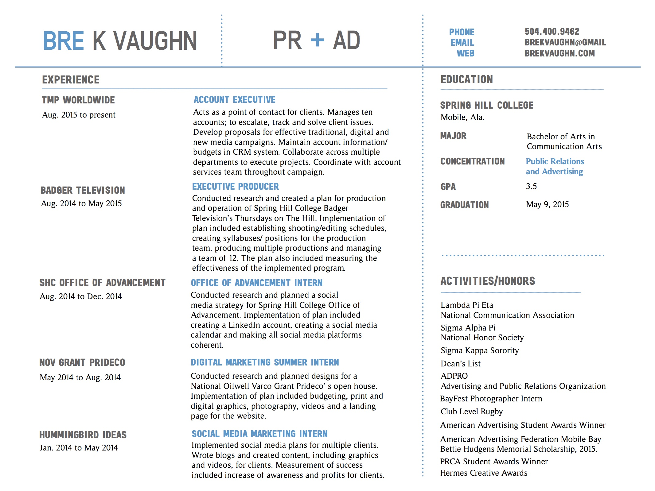Bre-Vaughn-Resume