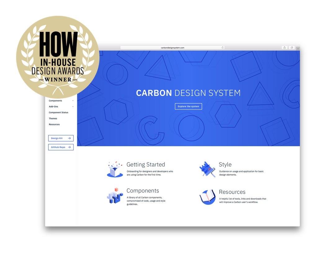 Winter 2017 HOW In-House Design Award Winner