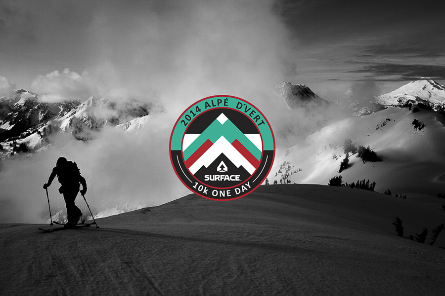 Surface Skis and Sundance resort are hosting their 1st annual Alpé D'vert challenge tomorrow. Stomp out 10k of vertin one day on your shred sticks. Details Here .