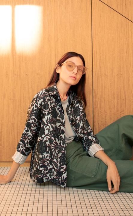Click to view the Chloe Stora SS18 Lookbook