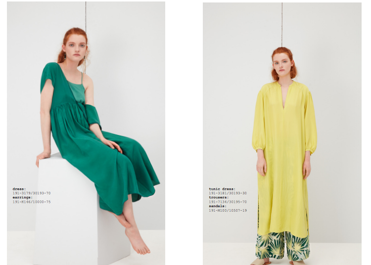 ss19 Lookbook - Click to view the SS19 Lookbook