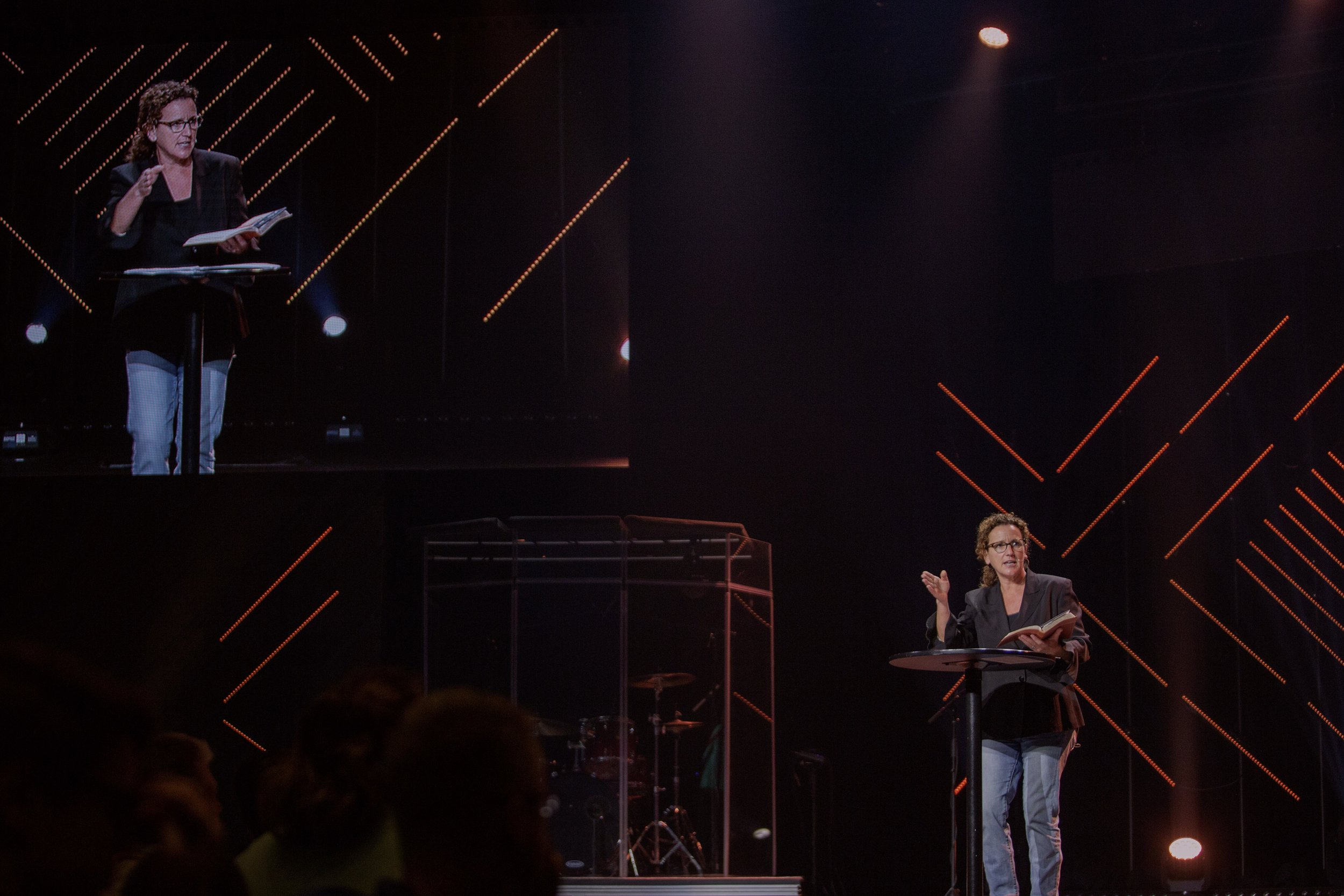 Preaching on Matthew 9:27-34