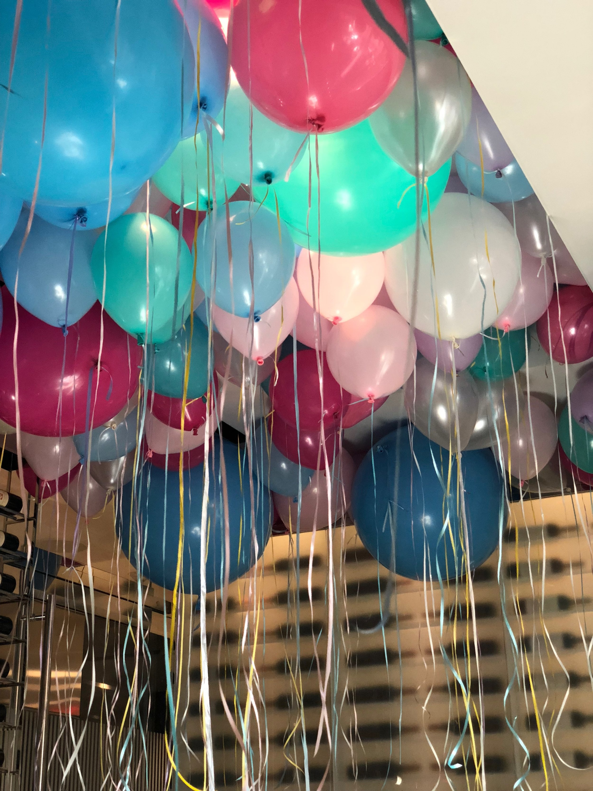 BALLOONS BABY SHOWER