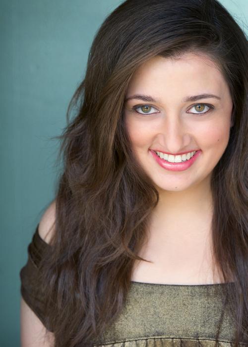 Hannah Pell - Producing Director/Dramaturg