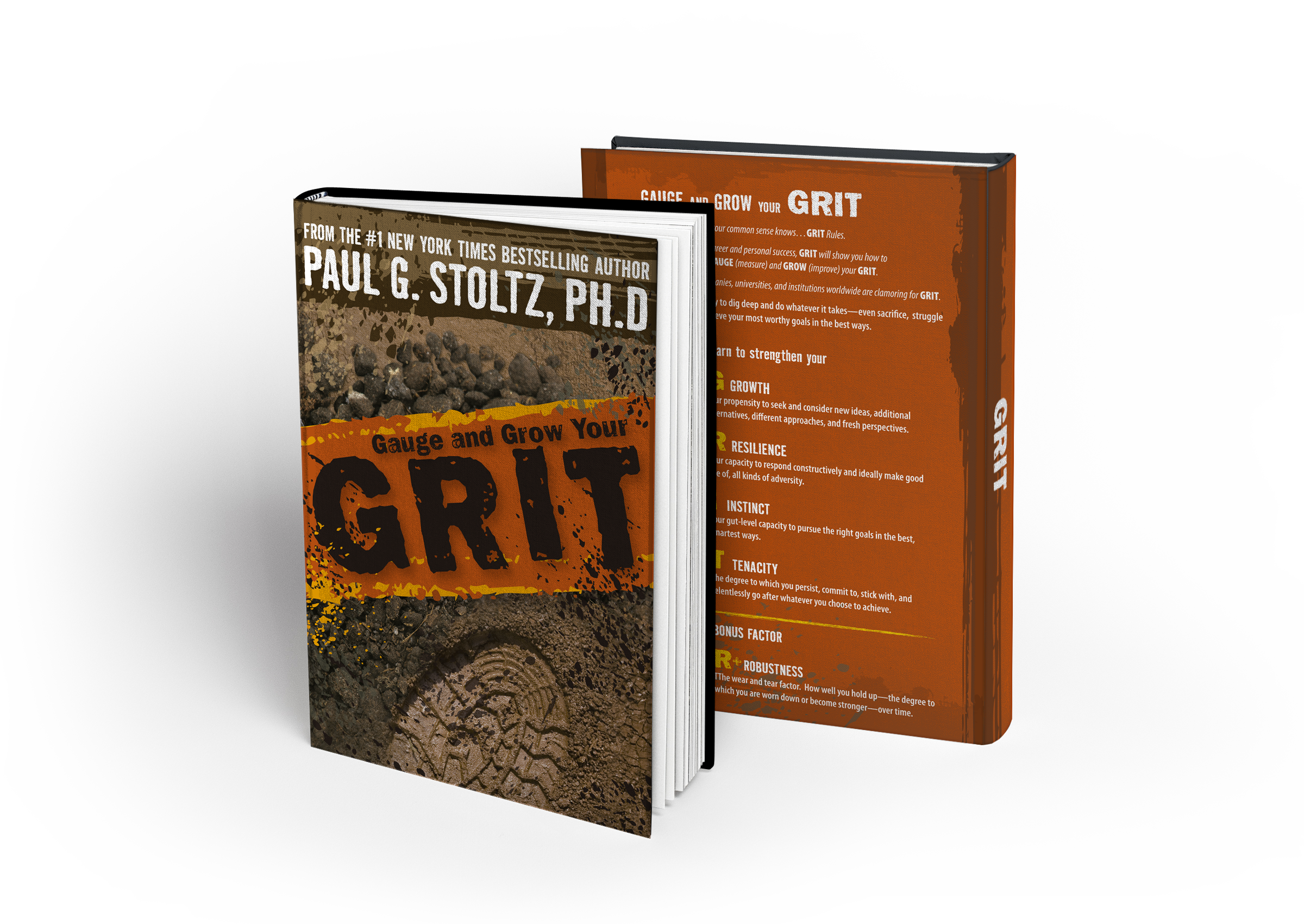 Gauge and Grow Your GRIT - Pre Order Today!