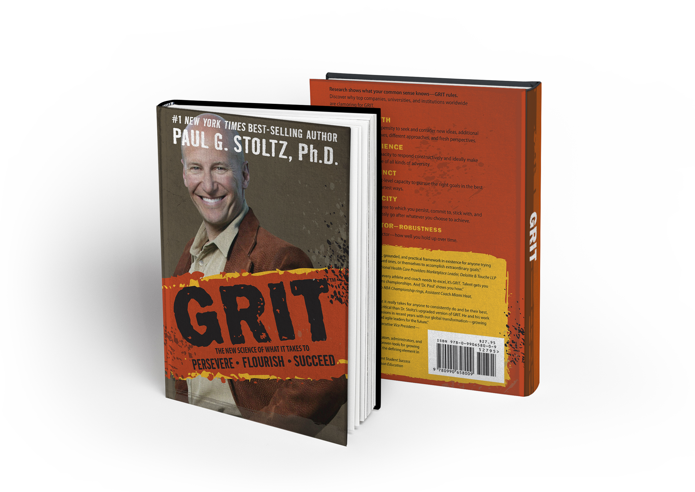Gauge and Grow Your GRIT - Order Today!