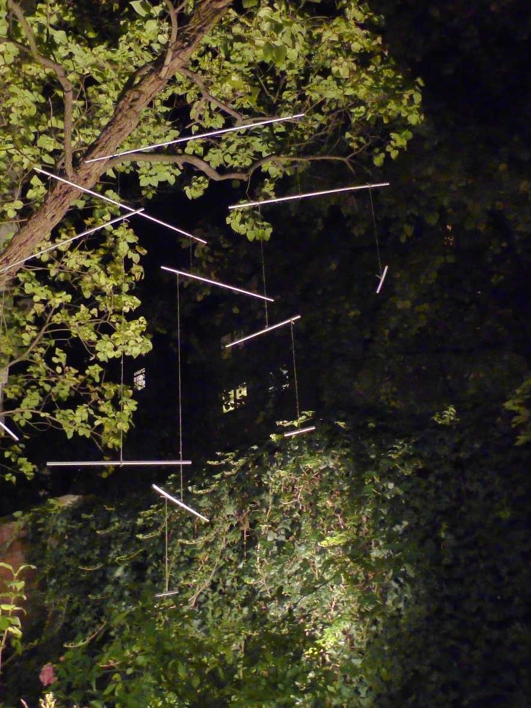 Claudia Grom,  XYZ  (installation)