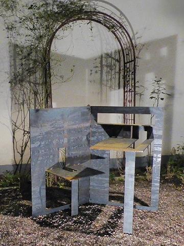 Claudia Grom, Studiolo (sculpture)