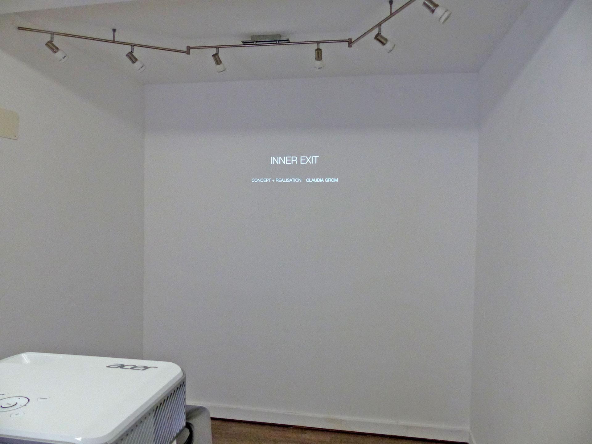 Claudia Grom,  Inner Exit , video