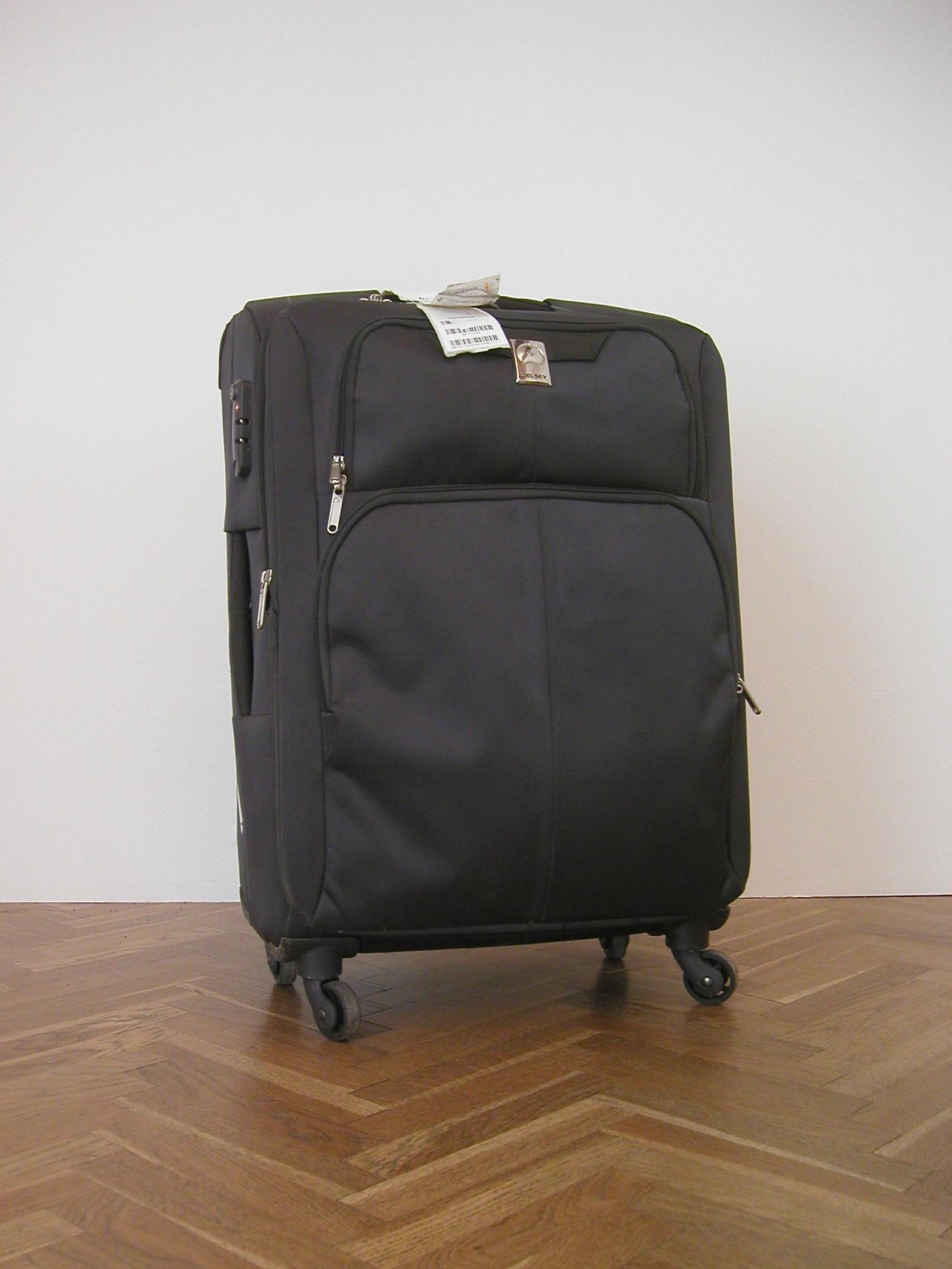 Unbeaufsichtigtes Gepäckstück   Unattended Luggage