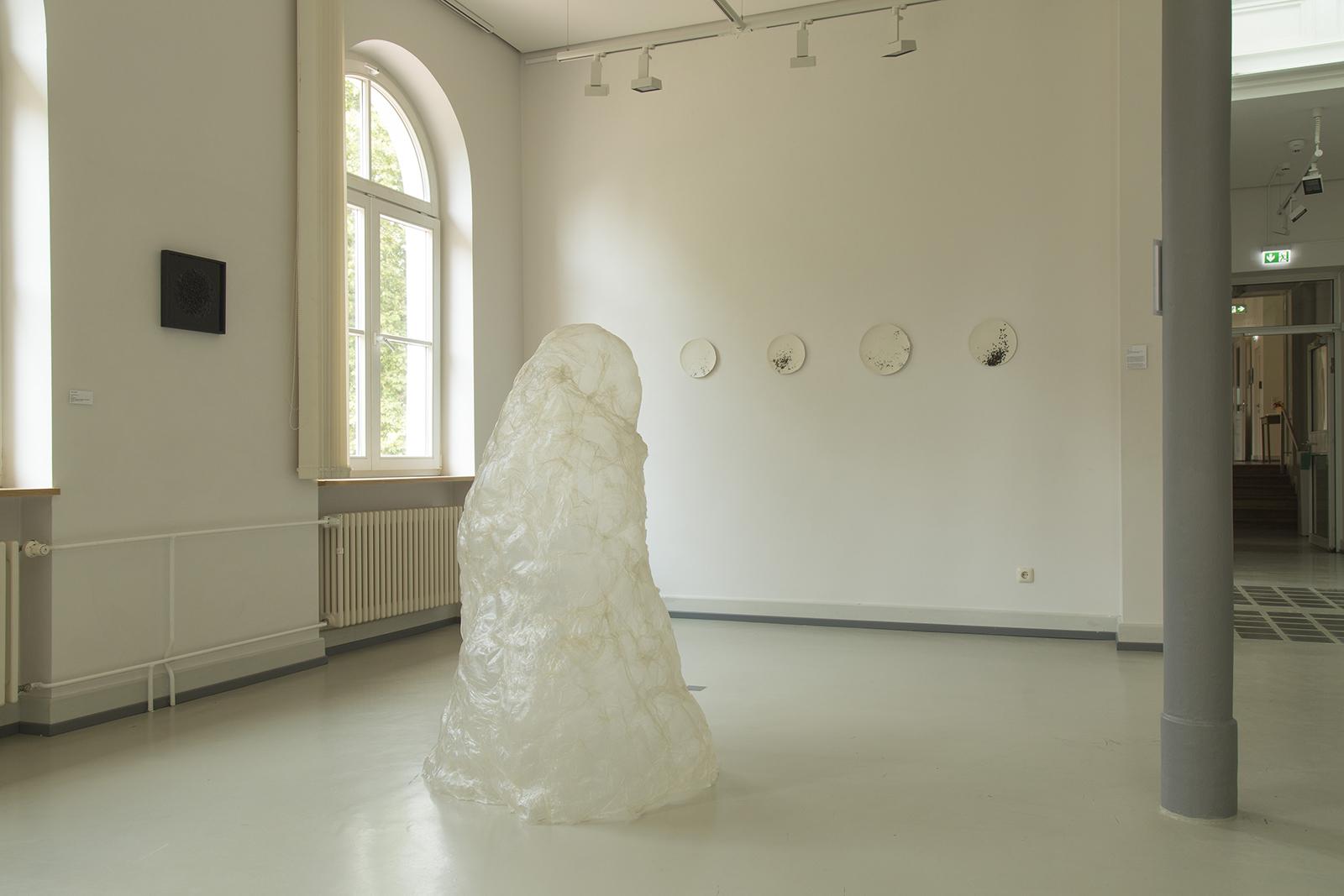 Katja v. Ruville, installation view ©2017 Image: Anna Meuer
