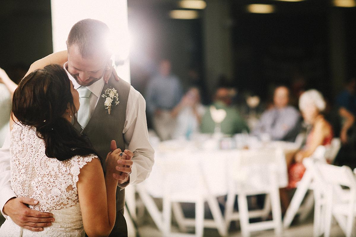 First Dance Joplin Mo Wedding Photographer