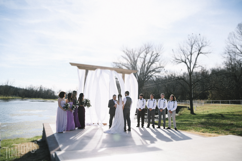 Bullskin Creek Wedding Venue Missouri