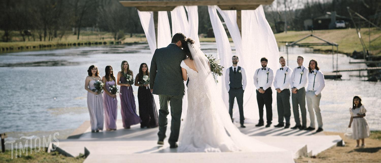 Bullskin Creek Wedding Joplin Missouri