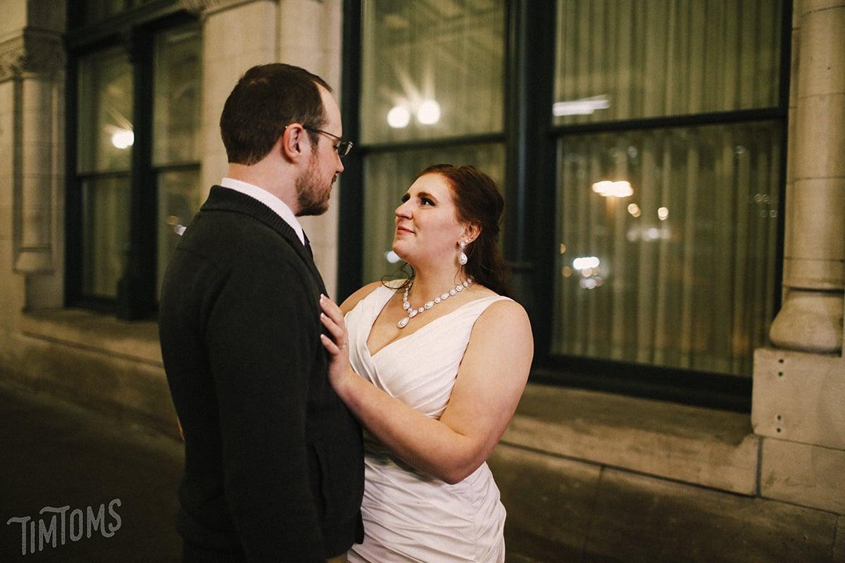 Nashville Union Station Hotel Wedding