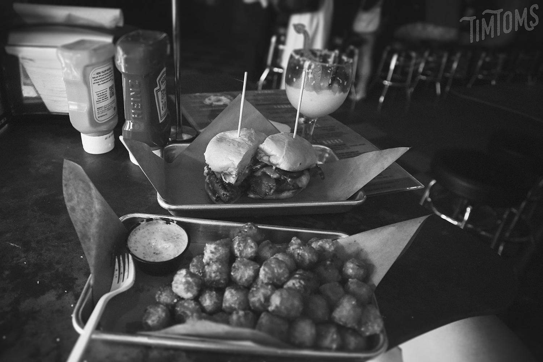 Jackalope Chipotle Burger Austin Texas 6th Street