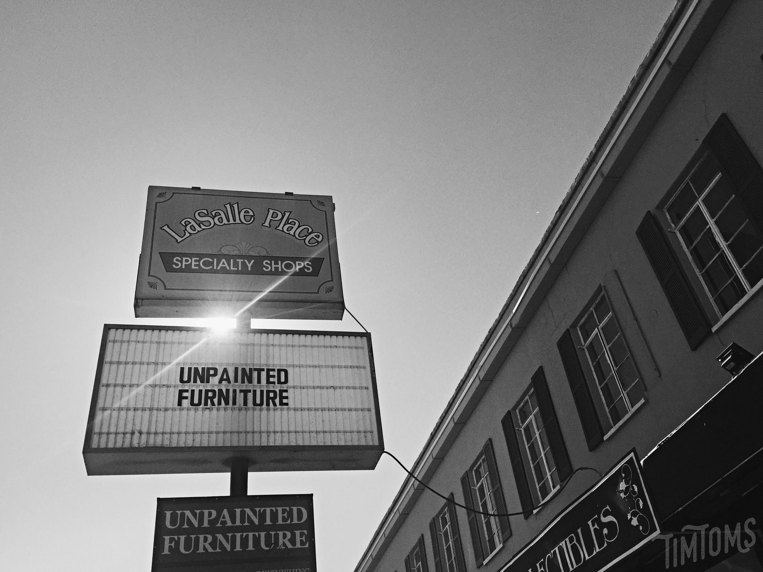 La Salle Shops Austin Texas