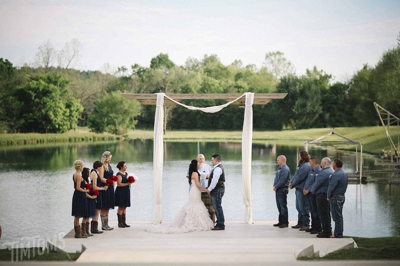 Bullskin Creek Missouri Wedding Venue