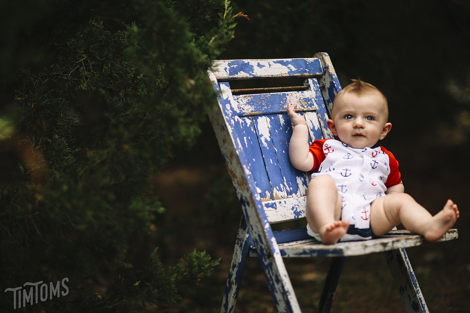 Baby Photography portrait session