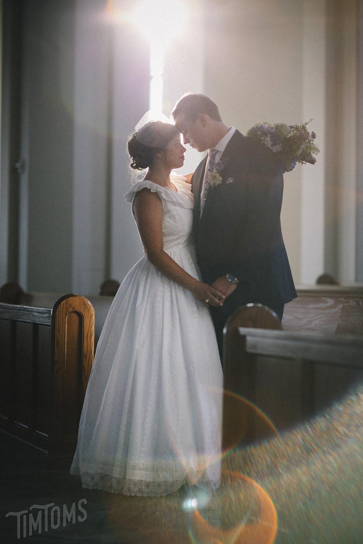 Joplin Wedding Photographer St. Mary's Catholic Church