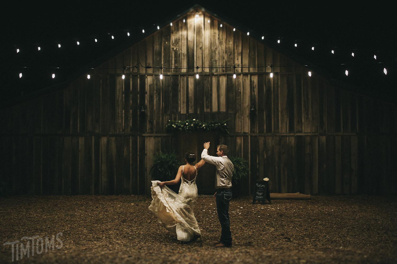 Rustic Oaks Wedding Venue