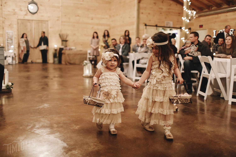 Flower Girls Wedding