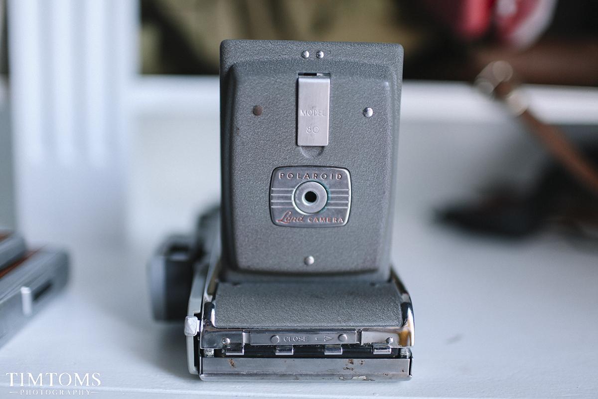Polaroid A80 Land Camera