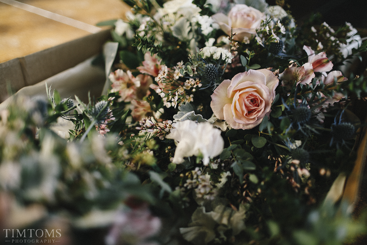 Wedding Floral Bouquet Photography