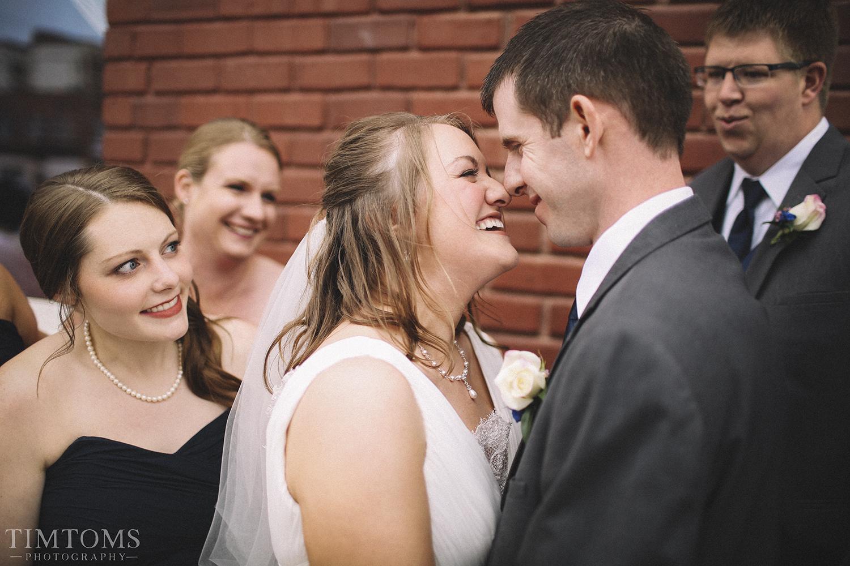 Wedding Bridal Party Booth Hotel Independence Kansas