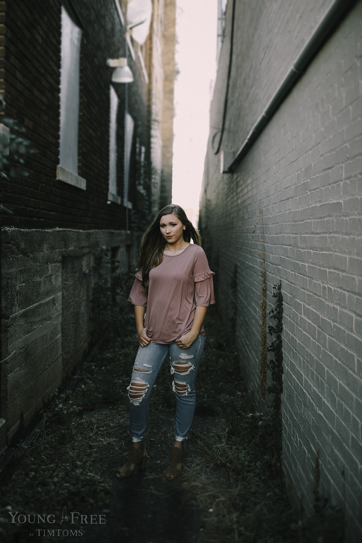 joplin senior portrait photography