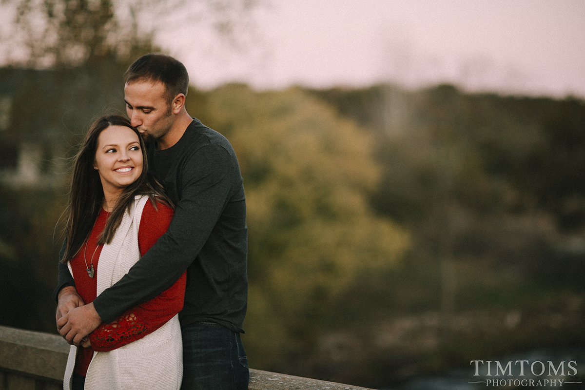 Fayetteville Arkansas Engagement Photographer Wedding Photography