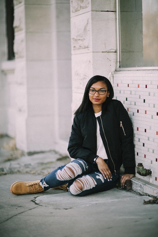 senior portrait photographer joplin missouri